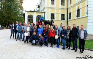Firemný výlet pre zamestnancov spoločnosti BOZPO - Betliar, eger