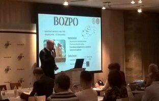 Zástupcovia spoločnosti BOZPO, s.r.o. sa zúčastnili na seminári IBP 2017