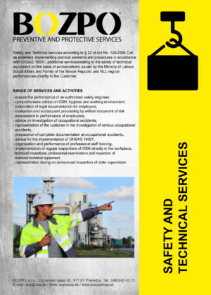 BOZPO-safety-and-technical-services