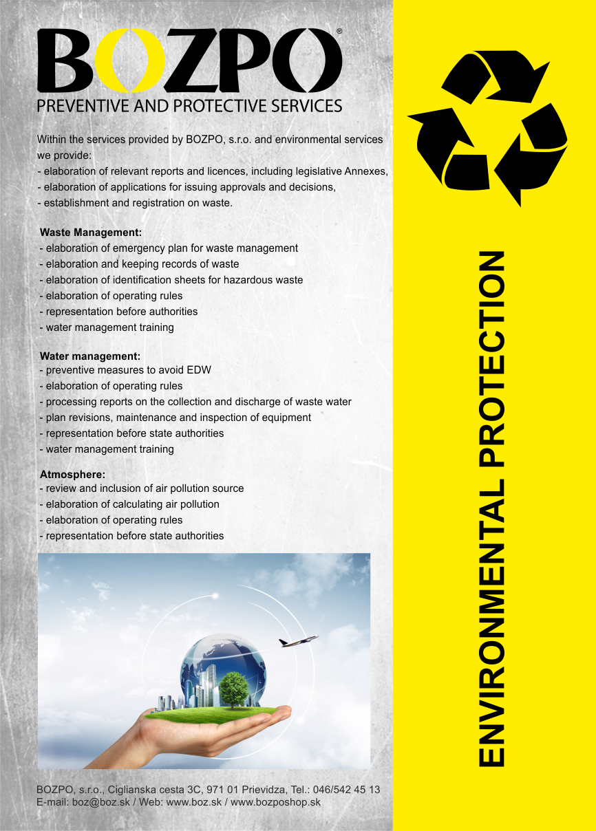BOZPO-environmental-protection