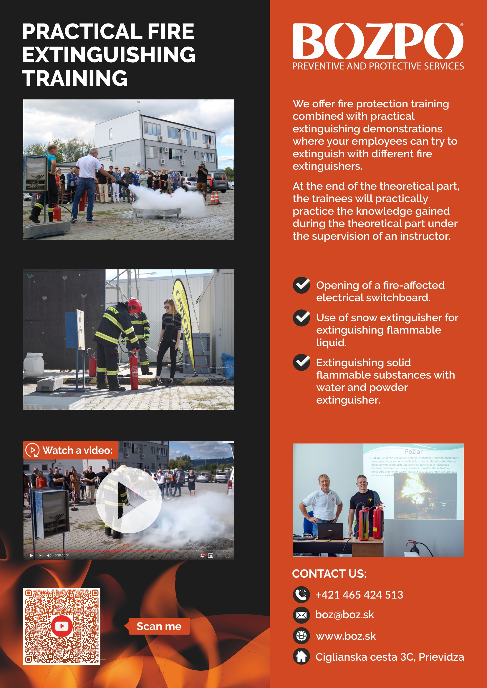 BOZPO-practical-fire-extinguishing-training